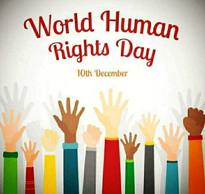 🧕জাতীয় মানবাধিকার দিবস🙋♀️ - World Human Rights Day 10th December - ShareChat