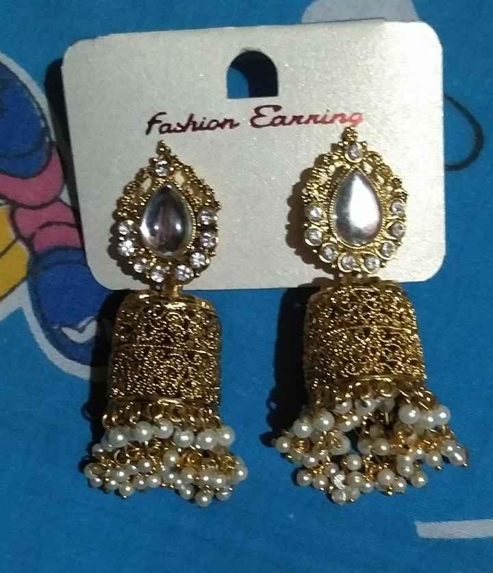 ঝুমকা গিরা রে🎡✨ - Fashion Ed - ShareChat