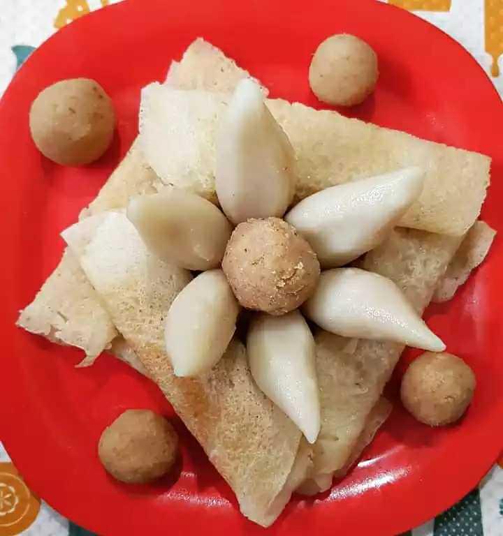 🍥 পিঠে-পুলি উৎসব 🍥 - ShareChat
