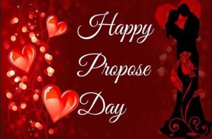 প্রপোস ডে 💍 - Happy Propose Day - ShareChat