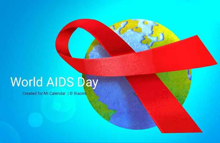 মহারাষ্ট্রের মুখ্যমন্ত্রী উদ্ধব  ☺ - World AIDS Day Created for Mi Calendar | © Xiaomi - ShareChat