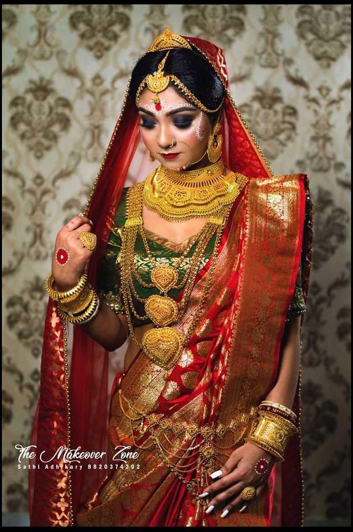 💄মেকআপ - so The Makeover Tone Sathi Adhkary 8 8 2 0 3 7 4 2 0 2 - ShareChat