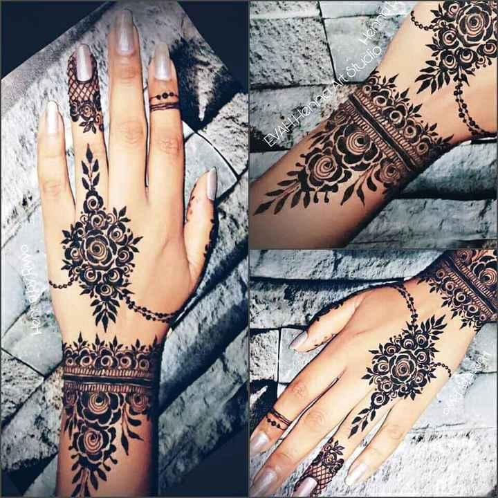 🎨মেহেন্দি লাগাকে রাখনা 👐 - | ENDRA WWW il / Henna 201139 11 m NORDI EVART Henna Art Studio OCOOL denia - ShareChat