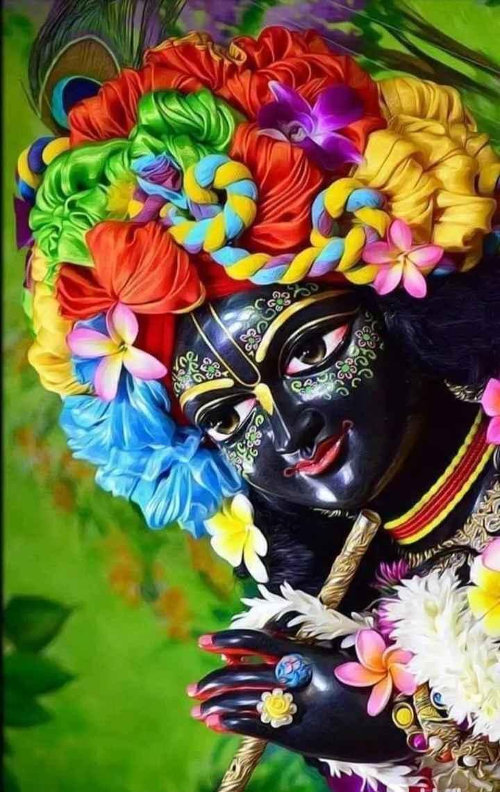 রাধা কৃষ্ণ - GU - ShareChat