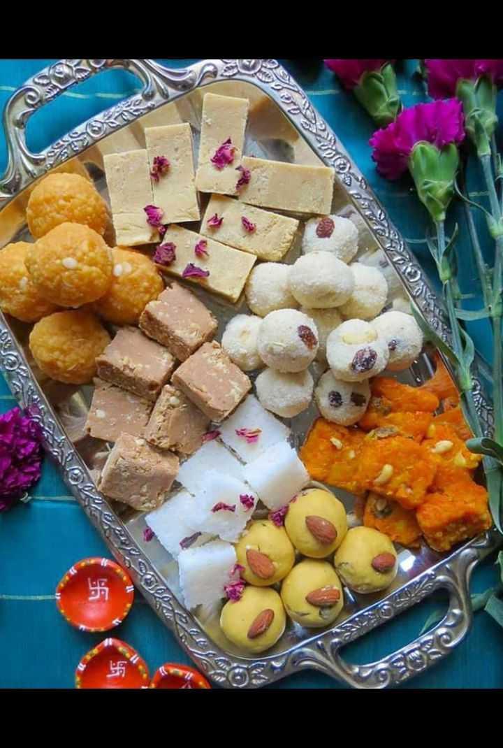 শুভ দীপাবলির মিষ্টি - போன் காரஏer - ShareChat