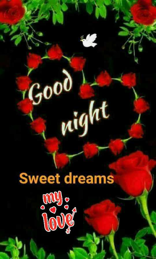 🌑শুভ রাত্রি - Good night Sweet dreams myo - ShareChat