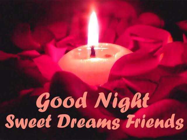 🌑শুভ রাত্রি - Good Night Sweet Dreams Friends - ShareChat