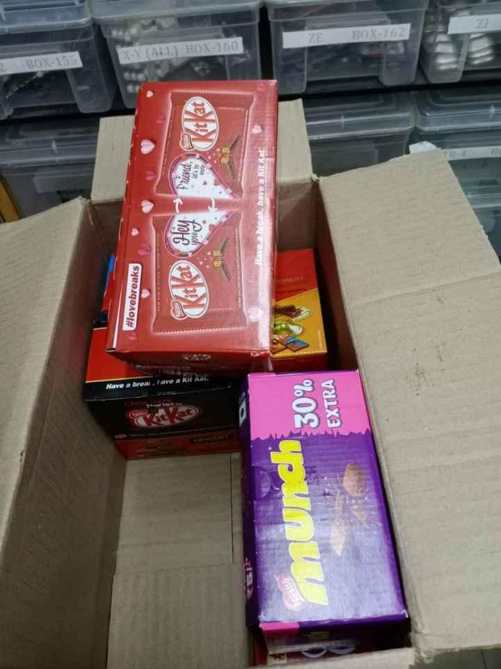 🌗শুভ সন্ধ্যা - BOX - 162 GY ( ALL ) BOX - 160 BOX - 155 be Friend , HOME Have a break , have a Kit Kat : Omon # lovebreaks Nesde Have a breal . ave a Kit Rau 30 % EXTRA $ 0 U Nestle - ShareChat