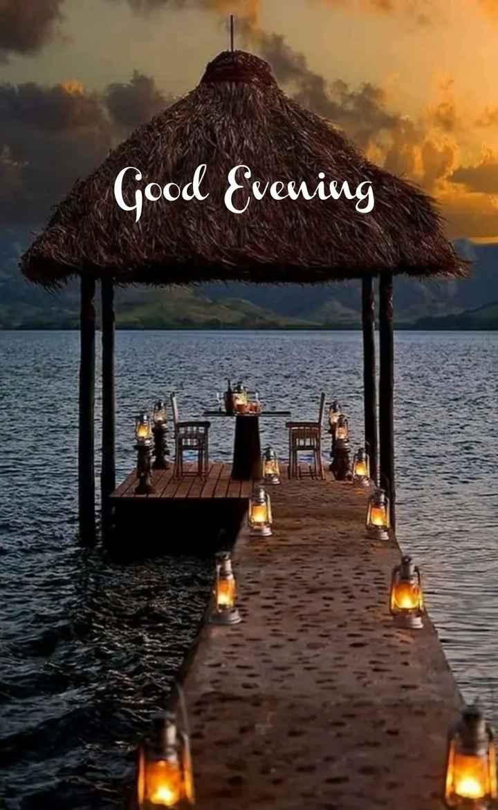 🌗শুভ সন্ধ্যা - Good Evening UROWY - ShareChat