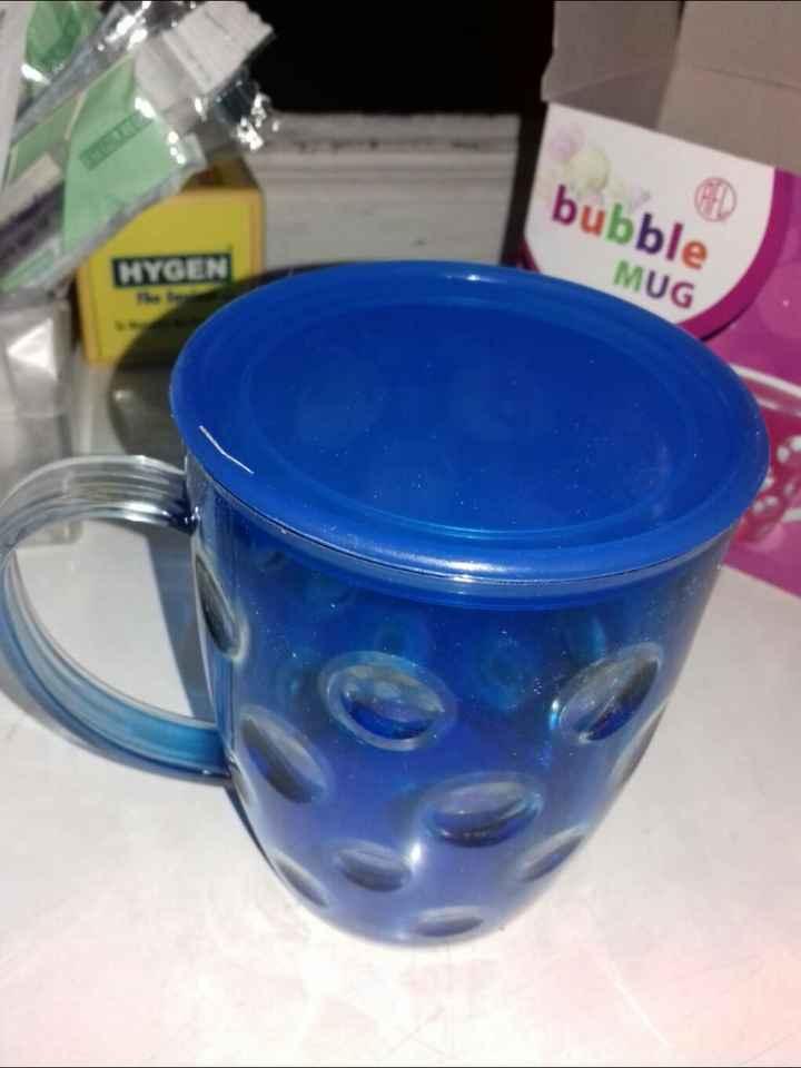 🌗শুভ সন্ধ্যা - bubble HYGEN MUG - ShareChat