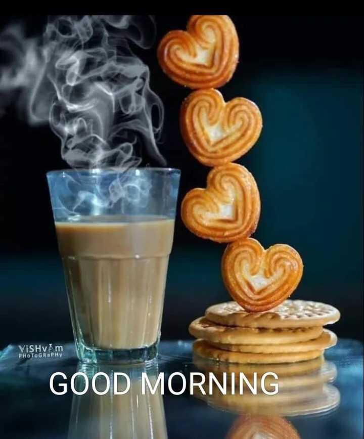 🌞সুপ্রভাত - ViSHvAm PHOTOGRAPHY GOOD MORNING - ShareChat