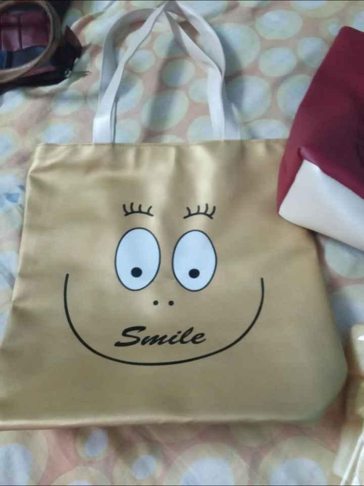 👛হ্যান্ডব্যাগ - Smile - ShareChat