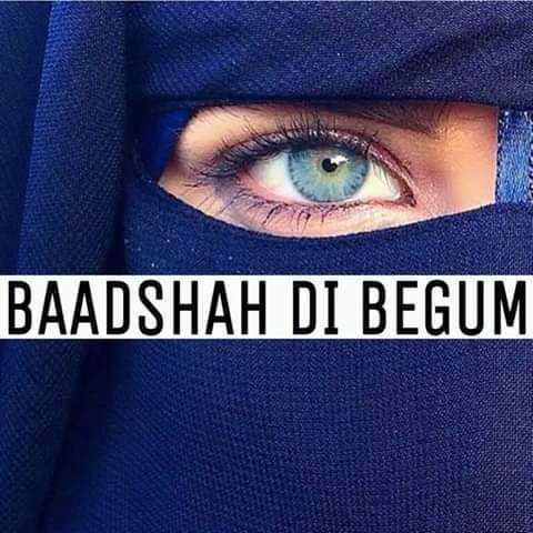 😎 ਐਟੀਟਿਉਡ ਸਟੇਟਸ - BAADSHAH DI BEGUM - ShareChat