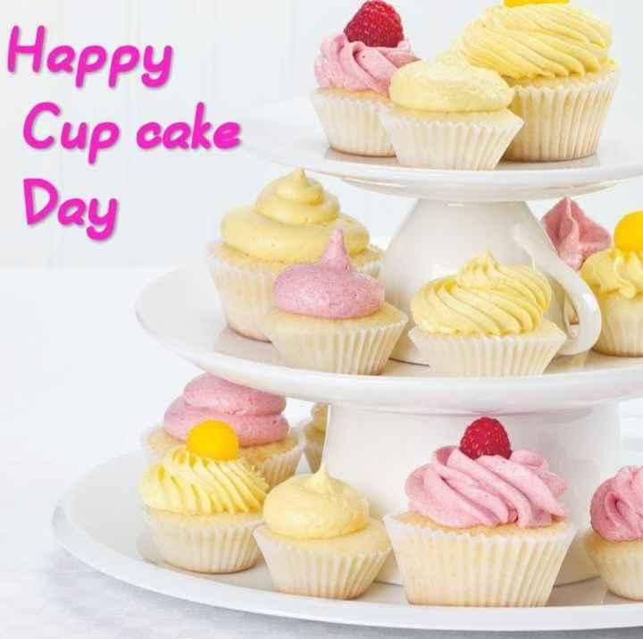 🧁 ਕਪਕੇਕ ਡੇ - Happy Cup cake Day - ShareChat