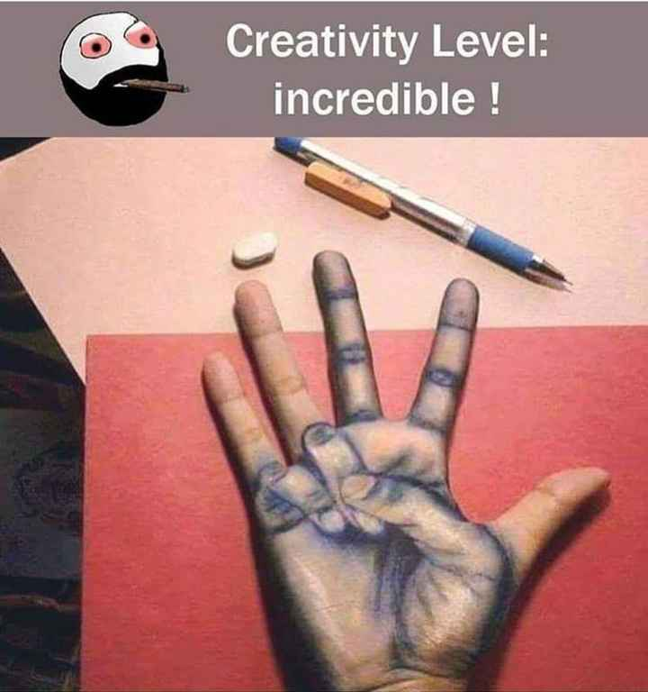 🏆 ਕਲਾਕਾਰੀ - Creativity Level : incredible ! - ShareChat