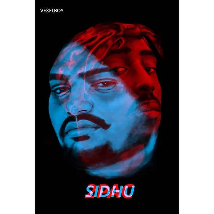 🏆 ਕਲਾਕਾਰੀ - VEXELBOY SIDHO - ShareChat