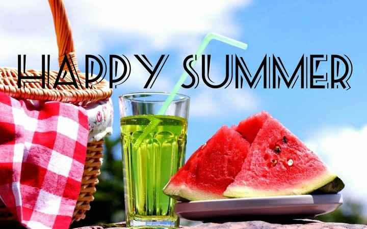 ਗਰਮੀ ਆ ਬਹੁਤ - HAPPY SUMMER - ShareChat