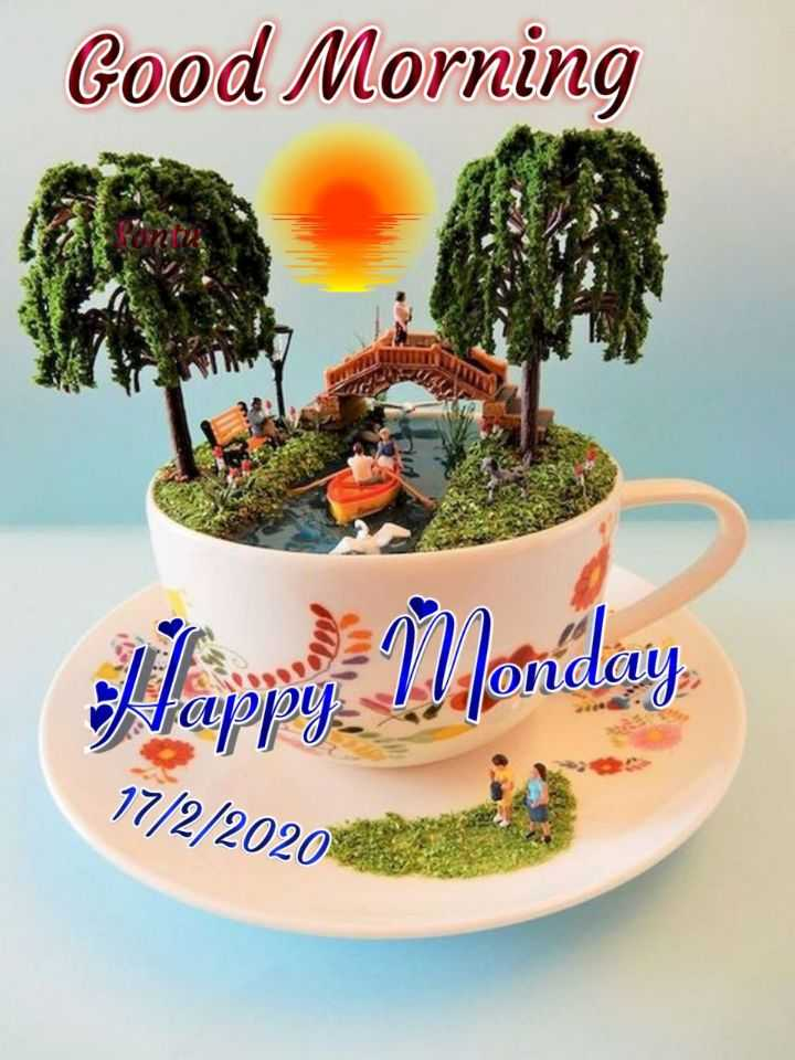 🌅 ਗੁੱਡ ਮੋਰਨਿੰਗ - Good Morning Jappy . TV Onday 17 / 2 / 2020 - ShareChat