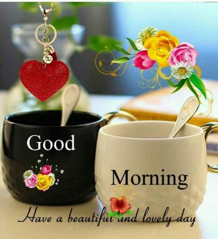 🌅 ਗੁੱਡ ਮੋਰਨਿੰਗ - Good e Morning Have a beautiful ' und lovely day - ShareChat
