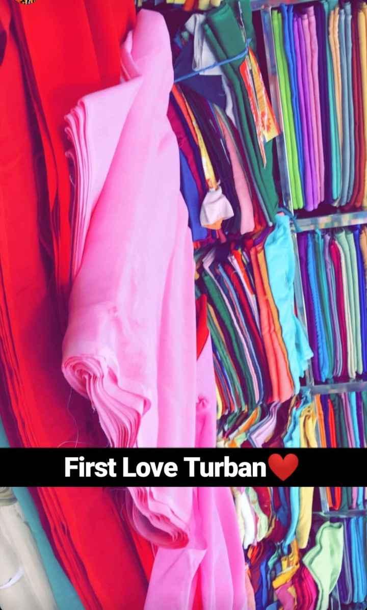 💖 ਦਿਲ ਦੇ ਜਜਬਾਤ - First Love Turban - ShareChat