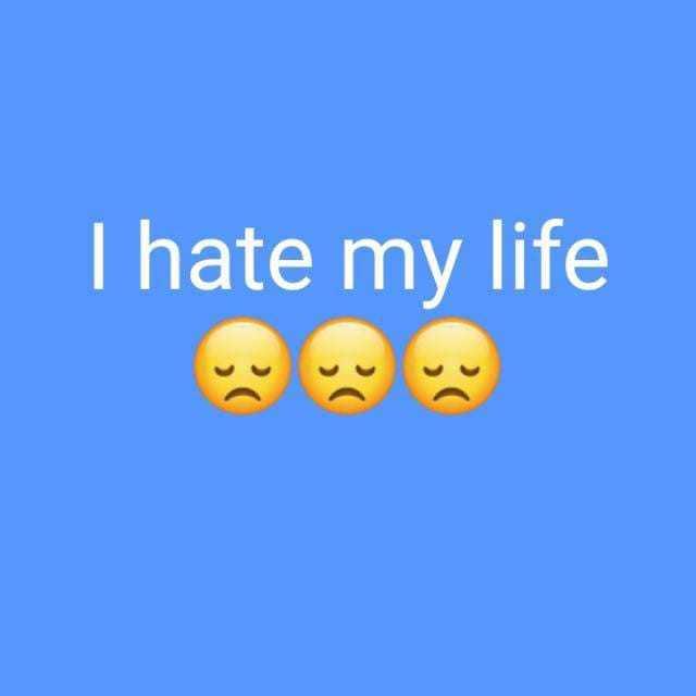 😂ਦੁਖੀ ਹਿਰਦਾ - I hate my life - ShareChat