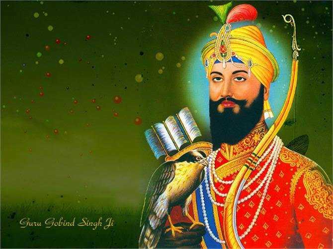 🙏 ਧਾਰਮਿਕ ਤਸਵੀਰਾਂ - gc = 52 แพค - & E We 8 885 8 Guru Gobind Singh Ji - ShareChat