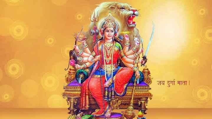 ਪੰਚੰਗ - जय दुर्गा माता । SNON - ShareChat