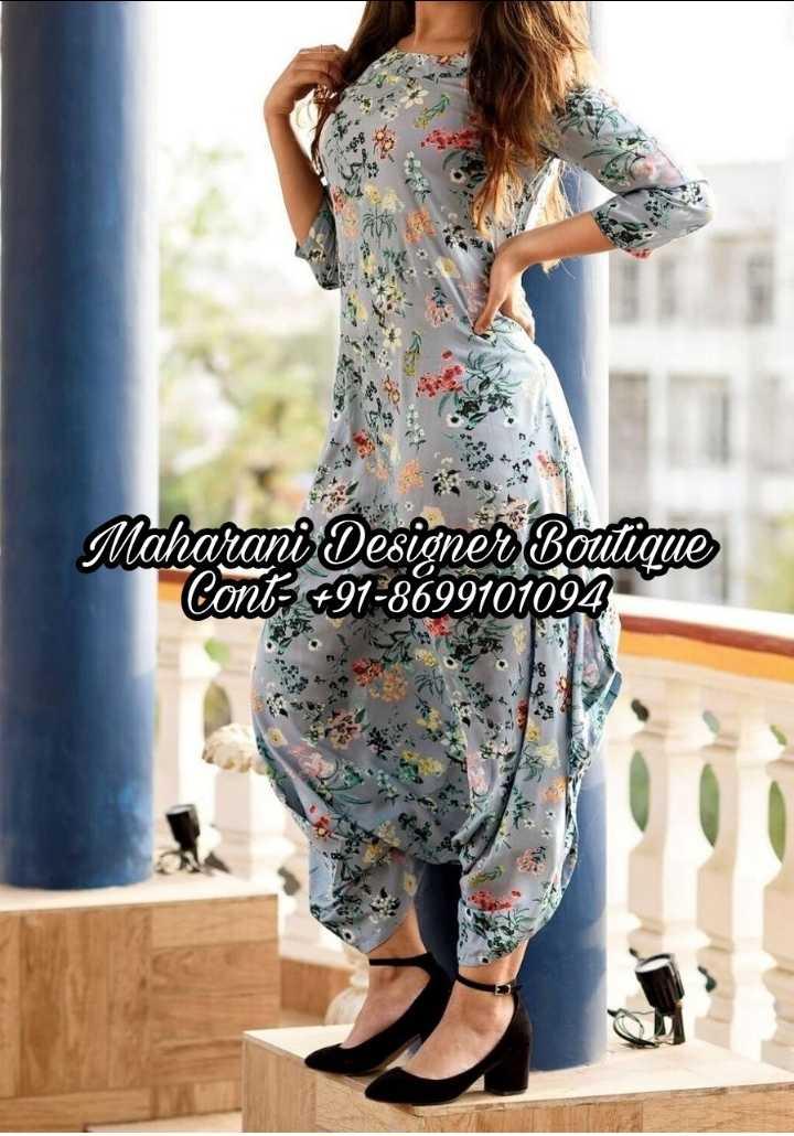 👡  ਪੰਜਾਬੀ ਜੁੱਤੀ ਅਤੇ ਸੂਟ - Maharani Designer Boutique Conts 491 - 8699101094 - ShareChat