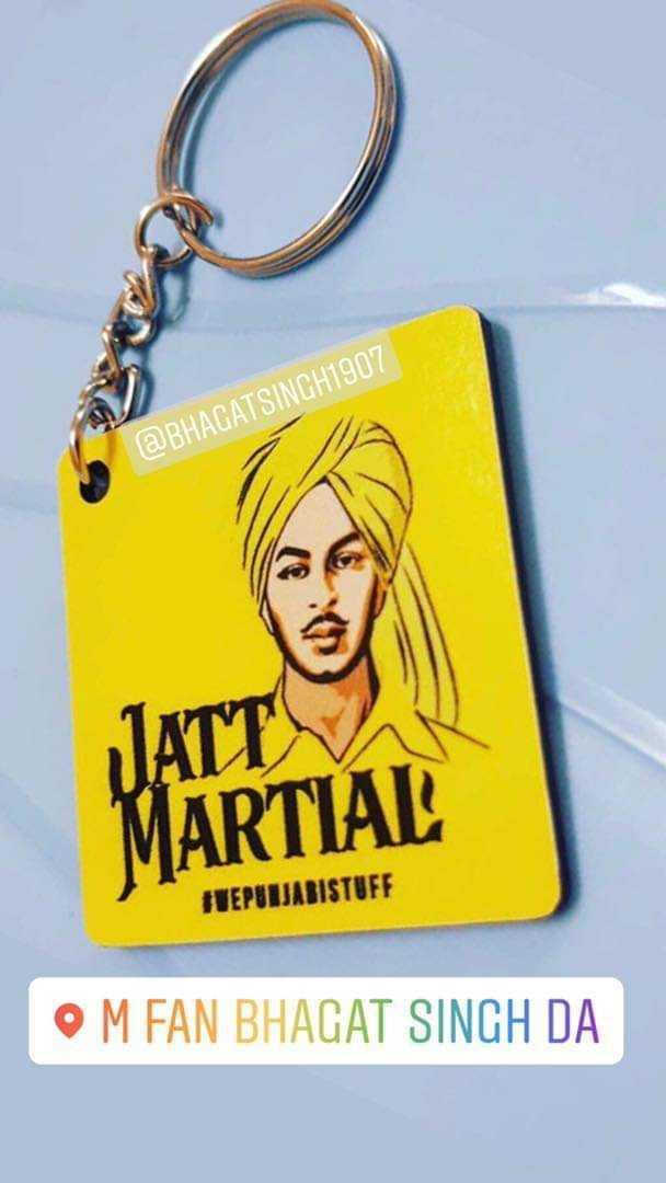 👉ਫੈਨ ਭਗਤ ਸਿੰਘ ਦਾ👈 - @ BHAGATSINGH1907 JATT MARTIAL HEPUNJABISTUFF OM FAN BHAGAT SINGH DA - ShareChat
