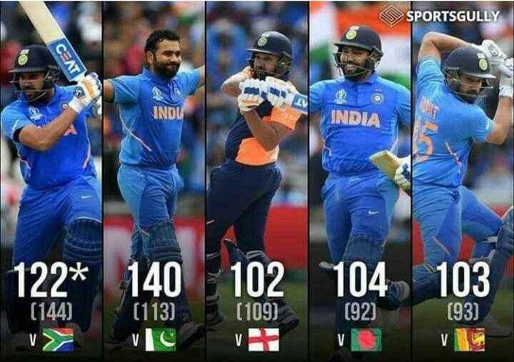 🏏 🇮🇳 ਭਾਰਤ vs ਨਿਊਜ਼ੀਲੈਂਡ 🇳🇿 - SPORTSGULLY салт INDU INDIA 122 * 140 102 104 103 ( 144 ) ( 113 ) ( 109 ) ( 92 ) ( 93 ) - ShareChat