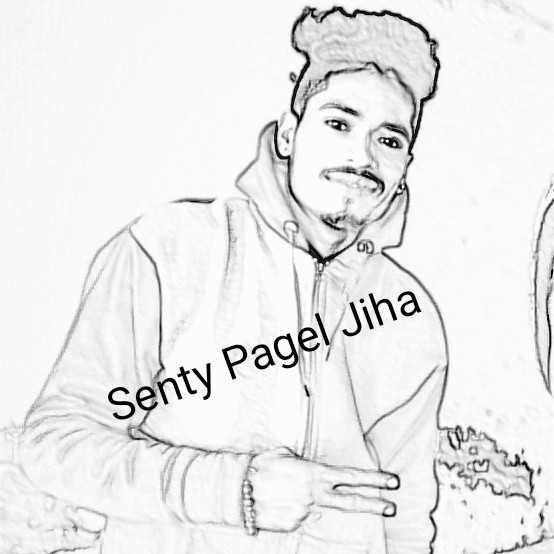 🤳ਮੇਰੀ ਫ਼ੋਟੋ - Senty Pagel Jiha - ShareChat