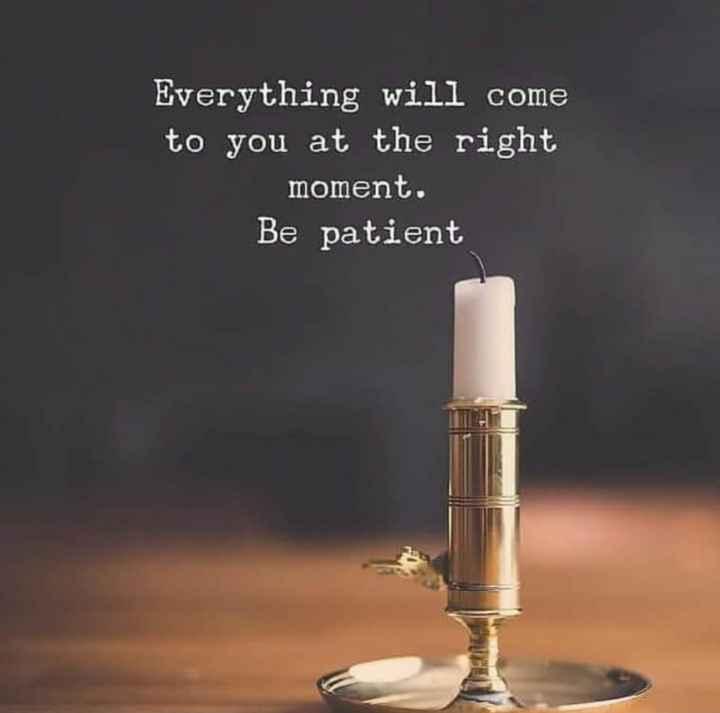 🔍 ਮਜ਼ੇਦਾਰ facts 🔖 - Everything will come to you at the right moment . Be patient - ShareChat