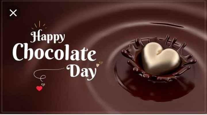 🍫 ਵਿਸ਼ਵ ਚੌਕਲੇਟ ਦਿਵਸ - Happy Chocolate Day - ShareChat