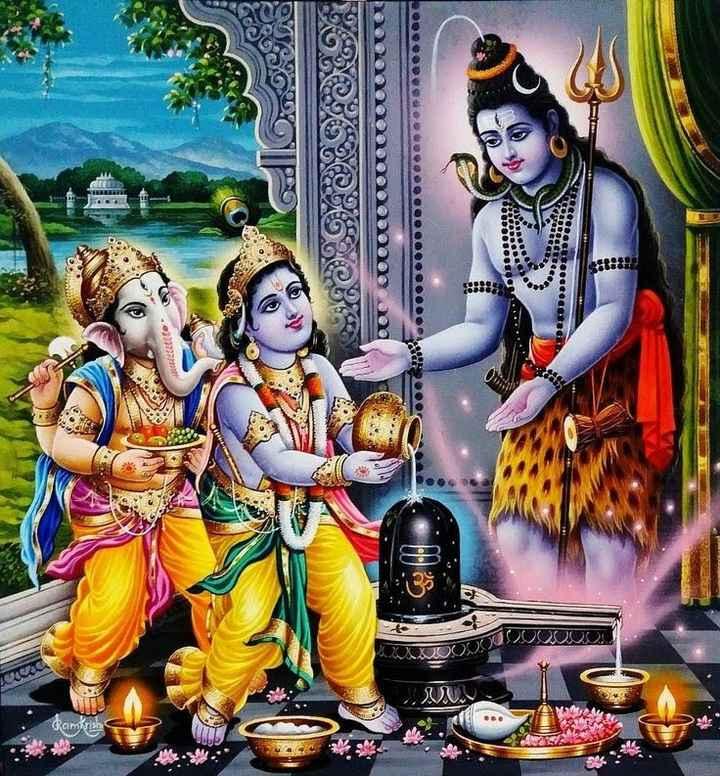 🙏 ਹਰ ਹਰ ਮਹਾਦੇਵ - Whedost . . 3 OOOOO . . . . . . . . . 3 ) Gamkrish - ShareChat