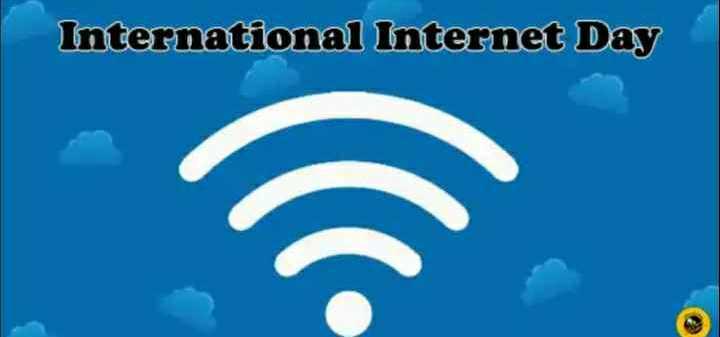 📶 ઈન્ટરનેટ દિવસ - International Internet Day - ShareChat
