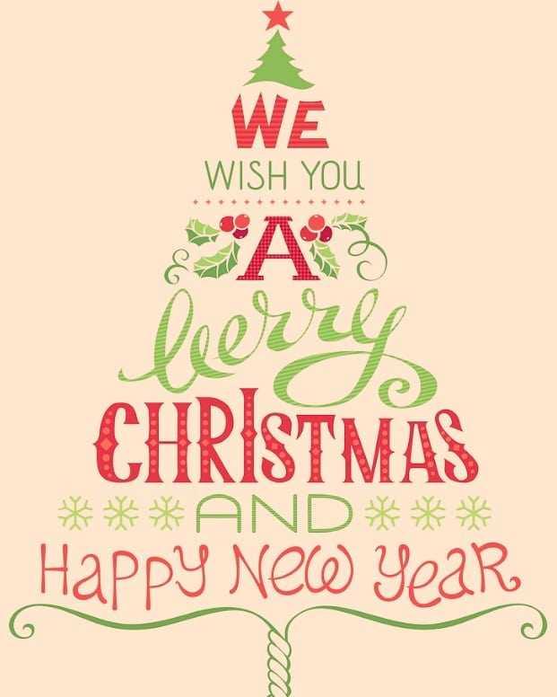 🎬 ઉષા ઉઠુપ - WE WISH YOU A3 berree CHRISTMAS Happy New Year * * * AND * * * * - ShareChat