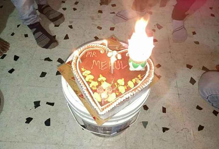 🎂 જન્મદિવસ - MR - ShareChat