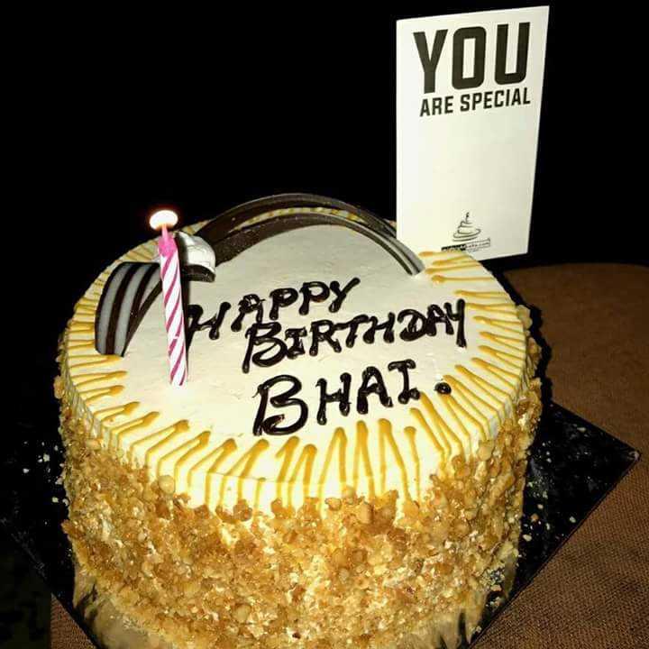 🎂 જન્મદિવસ - YOU ARE SPECIAL M RTHDAY BHAI - ShareChat