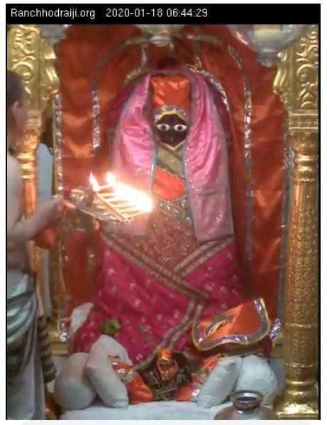 🙏 જય શ્રી કૃષ્ણ - Ranchhodralji . org 2020 - 01 - 18 06 : 44 : 29 SICURO - ShareChat