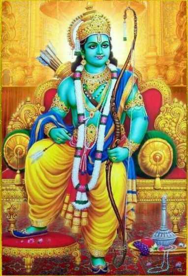 🙏જય શ્રી રામ - G - ShareChat