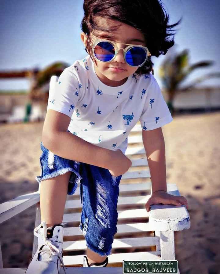 👭 બાળકો - FOLLOW ME ON INSTAGRAM RAJGOR _ RAJVEER - ShareChat