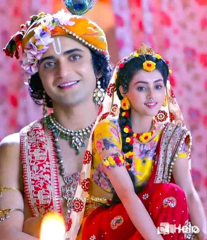 💝 લવ કોટ્સ - Radhe Krishna in Rakesh Can - ShareChat