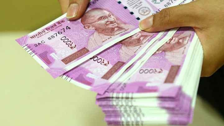 💲 વ્યાજદરમાં ઘટાડો - - 887 भारतीय रिजर्व बैंक = 3AC 887674 ₹२००० - ShareChat