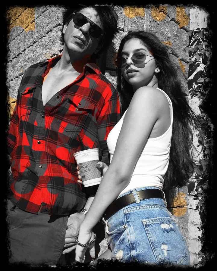 🎬 શાહરૂખ ખાન - GRIP - ShareChat