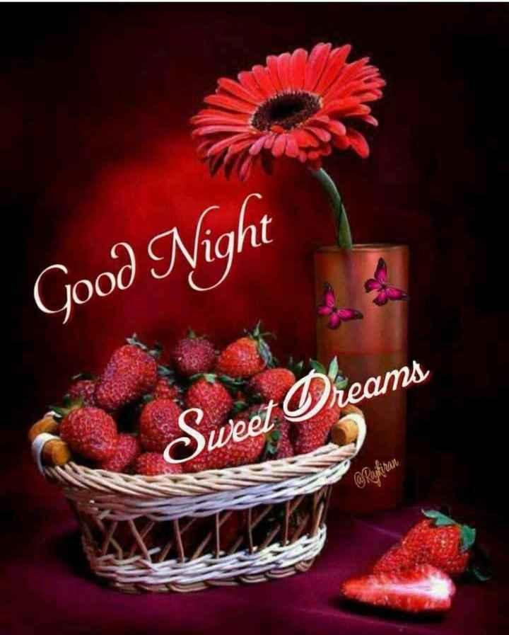 🌙 શુભ રાત્રી - Good Night Sweet Ureams @ raikiran - ShareChat