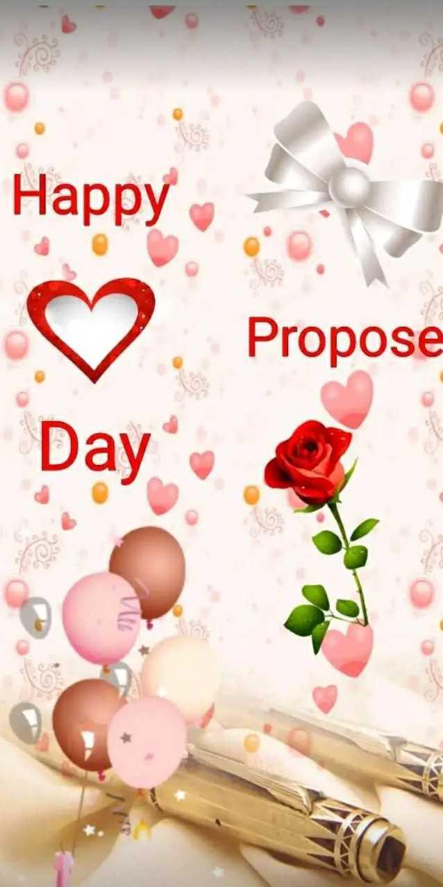 💍 હેપી પ્રપોઝ ડે 😍 - Happy Propose Day - ShareChat