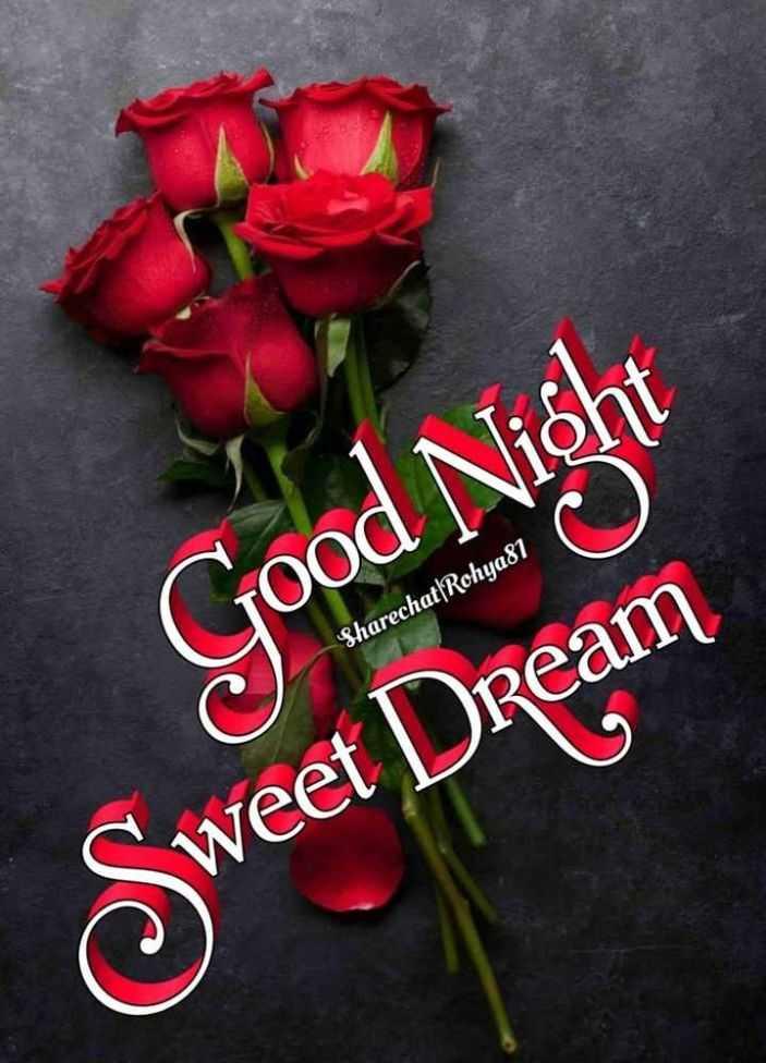💐ଶୁଭେଚ୍ଛା - Good Night Sharechat Rohya81 Sweet Dream - ShareChat