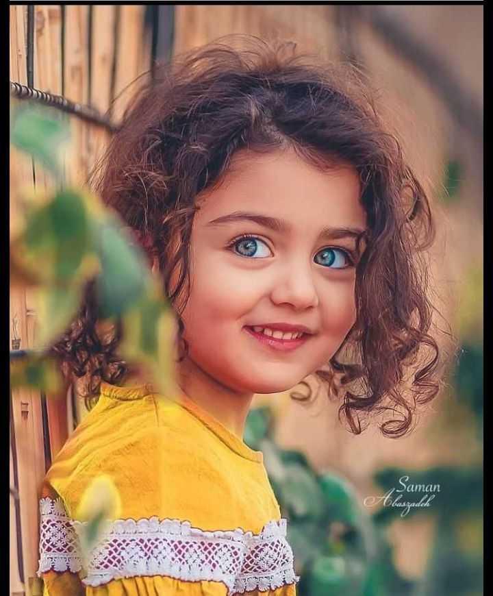 👧பெண்குழந்தைகள் தினம் - Saman baszadeh - ShareChat