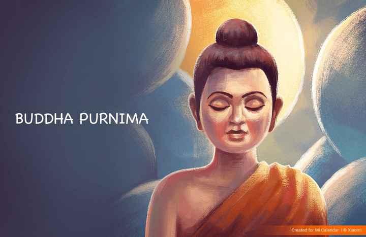 😁😖ఎక్సప్రెషన్ ఛాలెంజ్😡😲 - BUDDHA PURNIMA Created for Mi Calendar | © Xiaomi - ShareChat