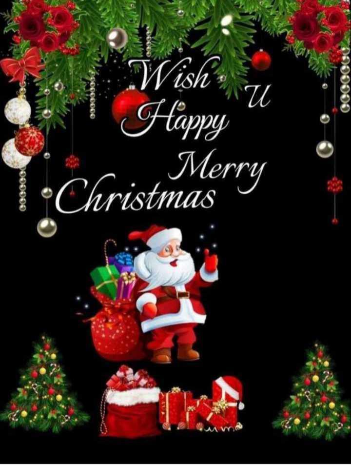 🎄 క్రిస్మస్ సెలెబ్రేషన్స్ - 00000 Wish : Happy Merry 0000000 Christmas - ShareChat